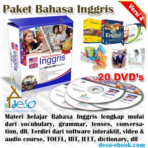 Paket Dvd Belajar Bahasa Inggris Deso Ebook