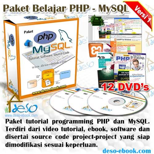 Ebook Php Dan Mysql