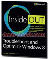 Troubleshooting windows 8