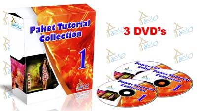 Paket CD Tutorial Interakif Bahasa Indonesia | deso-ebook.com