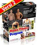 Paket Home Fitness Program